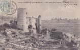 15 - MOLOMPIZE - Château D'Aurouze Près Massiac - Vue Prise Dans L'Express - France