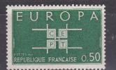 N° 1397 Europa Vert De 1963 - Unused Stamps
