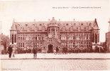 BAILLEUL - L'Ecole Communale De Garçons - Superbe Carte Très Animée - Dunkerque