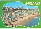 Italy, MISANO, La Spiaggia, 1975 Used Postcard [P9771] - Rimini