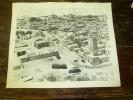 Rare Grande Photographie Ancienne, D´Afrique Nord ( à Définir) Dimension Hors-tout 58cm X 47cm ..véhicules Auto Et Hippo - Africa