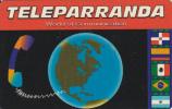 USA Prepaid TELEPARRANDA Monde-World $10 - Vereinigte Staaten