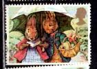 Great Britain 1993 1st Peter Rabbit Issue #1484 - 1952-.... (Elizabeth II)