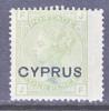 Cyprus 4  Fault * - Cyprus (...-1960)
