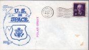 ★US - US IN SPACE - POLAR ORBIT - DEC 18 1962 (741) - FDC & Commemoratives