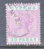 Cyprus 29  (o)  Wmk. CA - Cyprus (...-1960)
