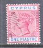 Cyprus 30  (o)  Wmk. CA - Cyprus (...-1960)