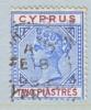 Cyprus 31  (o)  Wmk. CA - Cyprus (...-1960)