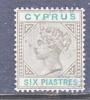 Cyprus 33  (o)  Wmk. CA - Cyprus (...-1960)