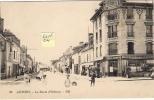 ANTONY 92 La Route D'Orléans  Animée + Enseigne  Bière GRUBER - Antony