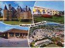 """Moutiers-les-Mauxfaits..belle Multi-vues..le Château De La Cantaudière..Maison De Retraite """"l'Hermitage..les Halles - Moutiers Les Mauxfaits"""