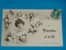 81) Un Poutou D'albi  - Année 1909 - EDIT - Labouche - Albi