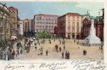 Napoli - Piazza E Monumento A Dante - Napoli (Nepel)