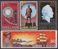 SAMOA 1970 - Bicent Exploration Du Pacific Par Le Cpt Cook - 4v Neufs // Mnh CV €15.00 - Samoa