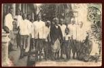 Cpa  Asie Cambodge Pnom Penh Les Gardiens De La Pagode Royale       STM2 - Cambodia