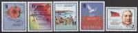 SAMOA 1987 - 25e Ann Independence. - 5v Neufs // Mnh - Samoa