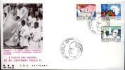 Vatican City 1984, Michel 852-863, FDC 17909 - FDC