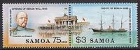 SAMOA 1990 - Cent Du Traité De Berlin. - 2v Neufs // Mnh - Samoa