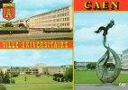 [14] Calvados > Caen -Ville Universitaire (Université-Blason) - Le Phénix -multivues- *PRIX FIXE - Caen