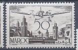 Maroc  PA  N°  57  XX  2 - Maroc (1891-1956)