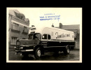 PHOTO - 56 - LARMOR-PLAGE - Camion Isotherme - Transports Bienvenu à Larmor-Plage - Carrosserie Tual & Gourmelen - Automobiles