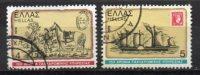 Greece 1978 / Mi 1308/1309 A - Hellenic Post - Used (o) - Oblitérés
