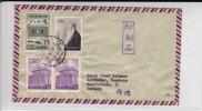TAIWAN CHINA - 1962 - ENVELOPPE De TAICHUNG Pour MANNHEIM (GERMANY) - 1945-... República De China