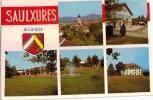 Saulxures - Vue Générale Et Maison De Repos Du Hans - France