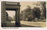 AK Meiningen (Blick Zur Georgstrasse Und Stadteingang Von Meiningen) - Meiningen