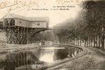 MAXEVILLE Le Canal Voyagée Timbrée En 1903 - Maxeville