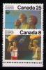 CANADA 1976 - JUEGOS OLIMPICOS DE MONTREAL - YVERT Nº  604 & 606 - Verano 1976: Montréal