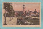 WIESBADEN  -  Hauptbahnhof    -  1923  - BELLE CARTE  - - Wiesbaden