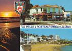 85 / SAINT HILAIRE DE RIEZ / LA PELLE A PORTEAU - Saint Hilaire De Riez