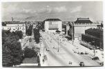 CROATIA - ZAGREB, Railway Station, Bahnhof, 1966. - Kroatië