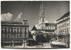 CROATIA - ZAGREB, Katedrala, 1955. - Kroatië