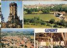 CP Gimont 32 Gers Multivues Multi Vues Le Stade - France