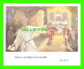 IMAGE PIEUSE - LUC 14,17 - VENEZ, CAR DÉJÀ TOUT EST PRÊT - ART ROSSEL - - Images Religieuses
