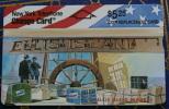 TELECARTA USA - ELLIS ISLAND SERIES 3 , $ 5,25 NEW - Altri – America