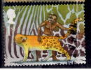 Great Britain 2002 1st Leopard Issue #2010 - 1952-.... (Elizabeth II)