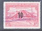 El Salvador C 121  (o) - El Salvador