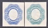 El Salvador Cut Squars  1894  * - El Salvador
