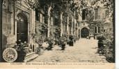 CPA 45 ORLEANS HOTEL DE FRANCOIS 1 ER ACTUELLEMENT ATELIERS D ART ANDRE MAILFERT 1923 - Orleans