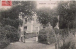 DOURDAN LES ALLOUETTES (JARDINIER) 1909 - Dourdan