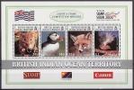 B.I.O.T. 2000 - Faune, Animaux Divers - BF Neufs // Mnh - Territoire Britannique De L'Océan Indien