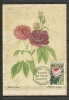 REPUBLICA FRANCESA- CARTAS  MAXIMAS  - TEMA FLORES - B. Blumenpflanzen Und Blumen