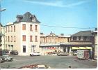 --50---AGON COUTAINVILLE -- LE HOME FAMILIAL ET LA PLACE DE GAULLE  -- - France