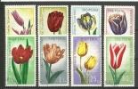 SELLOS TEMA FLORES - B. Plantas De Flores & Flores