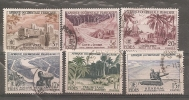 A.O.F. N° 57:61  Oblitéré  T.B.manque Les N°55/57 - A.O.F. (1934-1959)