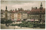 CPA Lille, La Grand Place, Le Grand Marché Aux Fleurs (pk5233) - Lille
