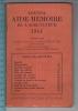 Agenda - Aide-Mémoire De L'agriculteur 1944 - Ecole Cantonale D'agriculture Du Jura, Coutemelon & Neuchâteloise, Cer - Comptabilité/Gestion